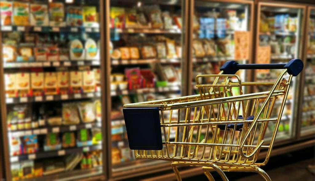 Ernährung umstellen - Einkaufen gehen